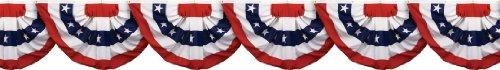- Patriotic Bunting Border Decoration