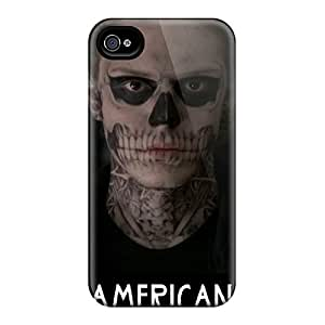 Iphone 4/4s Case Bumper Tpu Skin Cover For American Horror Story Accessories