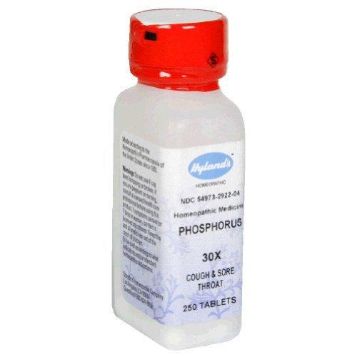 Phosphore HYLANDS 30X 250 TAB