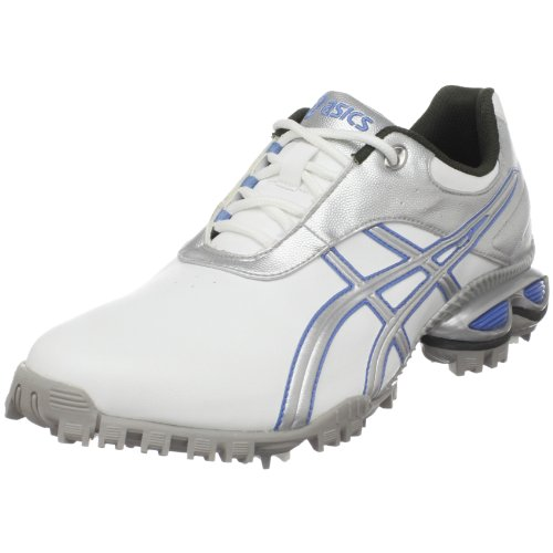 Asics Women's GEL-Linksmaster Golf Shoe - White/Silver/Ca...