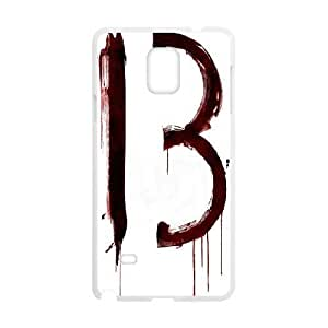 Generic Case Friday The 13Th For Samsung Galaxy Note 4 N9100 W3E7858021