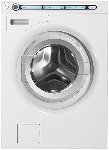 Asko - W 6984 W lavadora a Independiente Color blanco 8 kg: Amazon ...
