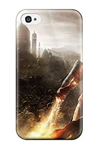 THYde Iphone 5/5s Case Cover - Slim Fit Tpu Protector Shock Absorbent Case (prince Of Persia The Forgotten Sands) ending