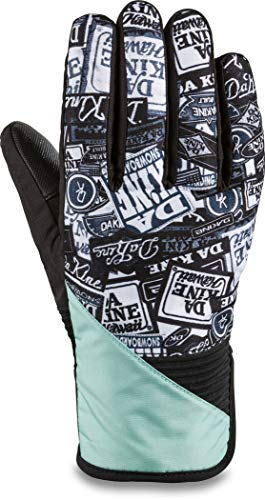Dakine Men's Crossfire Gloves, Patches, L - Mens Pipe Glove