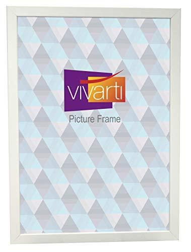 Vivarti Matt White Picture Frame, 50 x 70 cm,