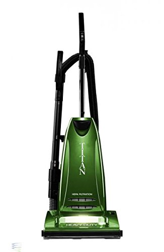 - Titan T4000 Heavy Duty Upright Vacuum Cleaner