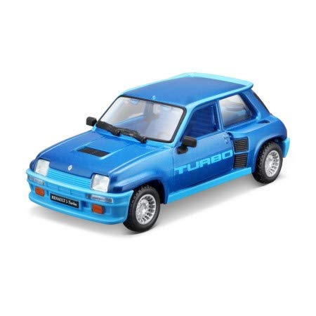 Renault 5 Turbo (1982) Diecast Model Car