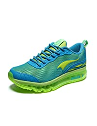 ONEMIX Unisex Air Cushion Breathable Sports Running Casual Mesh Upper Sneakers