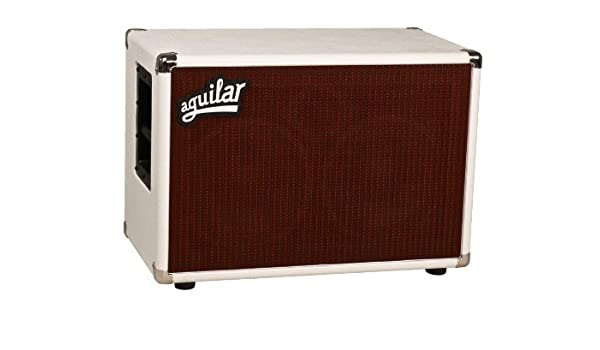 Aguilar altavoz armario DB Serie 2 x 10 color blanco caliente | db210wh4 blanco caliente: Amazon.es: Instrumentos musicales