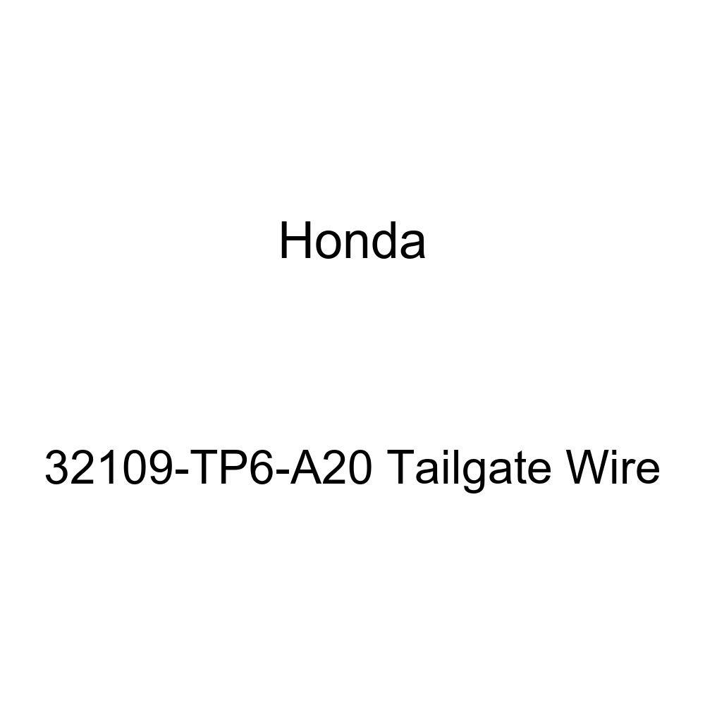 Genuine Honda 32109-TP6-A20 Tailgate Wire