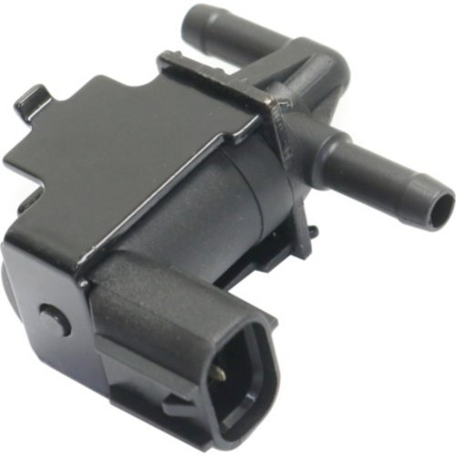 (EGR Vacuum Solenoid compatible with Gs300 / Gs430 / Is300 01-05 Mounted At Charcoal)