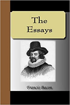Analysis of francis bacon s essay of studies Studio International Francis  Bacon Essays Francis bacon essayes codeducate org