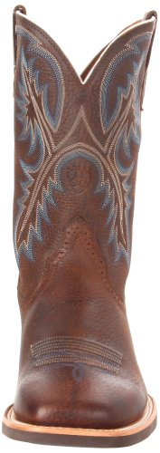 Ariat Men's Quickdraw Brown Oiled Rowdy Gr. 40