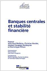 Banques centrales et stabilité financière (Cae 96)