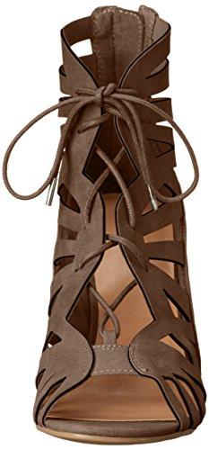 Sandal It Taupe dress Women's Aleawen Spring Call w8ZFqXF