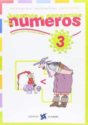 Descargar Libro Jugamos Y Pensamos Con Los Números 3 Vv.aa.