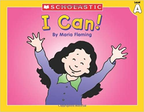 I Can! (Little Leveled Readers: Level a)