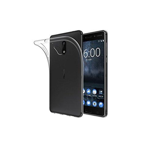 HANDYHÜLLE Schutzhülle Silikon Case Schutz Cover Transparent Clear von ZhinkArts für Nokia Lumia 930