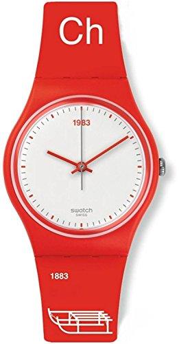 SWATCH watch Gent SCHWIIZITUDE GR168 watch