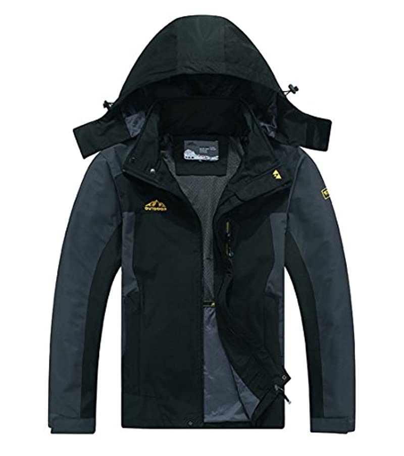 Cheerun Men's Outdoor Sports H...