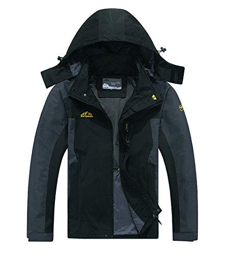 Nylon Hooded Jacket - 6