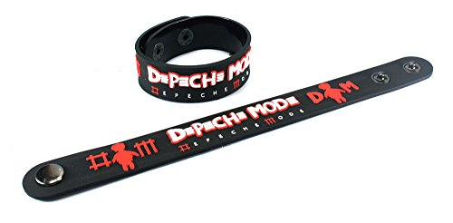Depeche Mode New! Of Wristband Bracelet 81 Enjoy The Silence