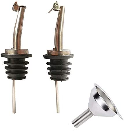 Stainless Classic Tapered vinegar Funnels product image