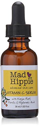MAD HIPPIE VIT C SERUM,ANTI-OXIDNT, 1.02 FZ (2pack)