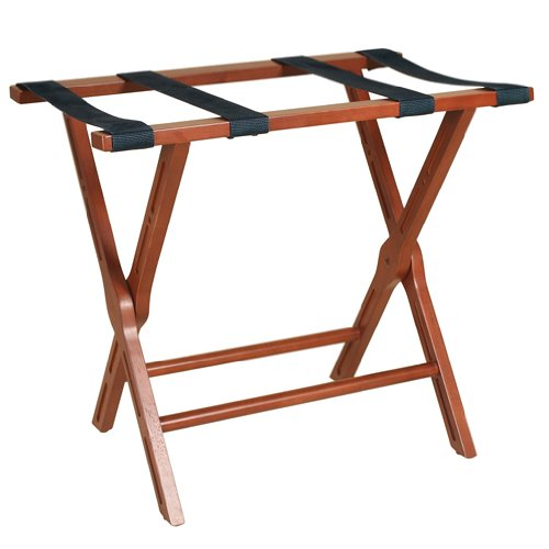 Cut out Design Luggage Rack by Welcome Home Accents