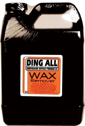 Ding All 1 Quart Wax Remover Surfboard Ding Repair by Ding All