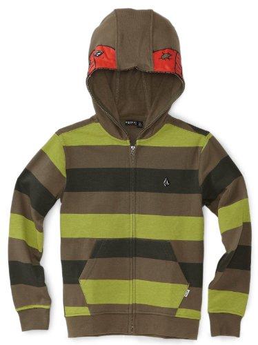 Volcom Full Zip Sweatshirt - 4