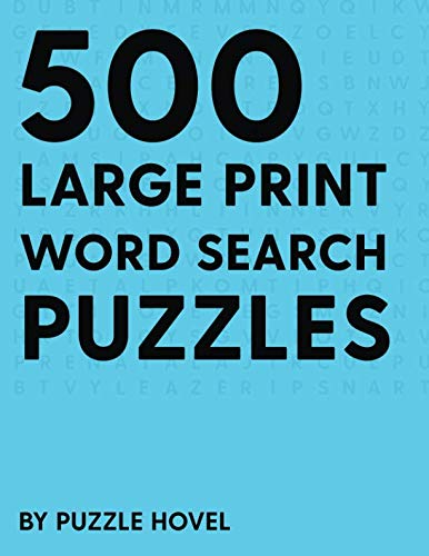 Top 10 best word search medium print: Which is the best one in 2019?