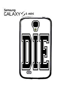 Die Tumblr Blogger Mobile Cell Phone Case Samsung Galaxy S4 Mini Black