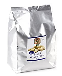Amazon.com : 4LB Almond Flour Blanched, Almond Powder