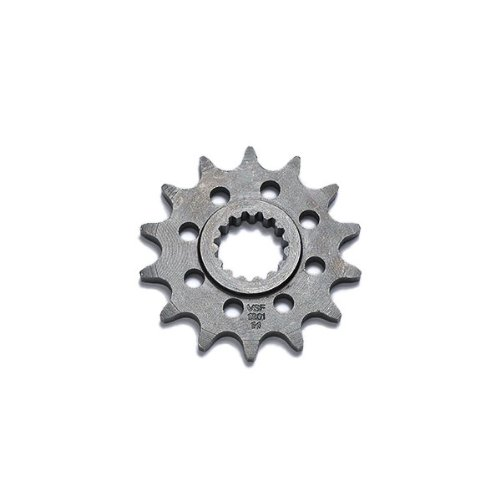 1998-2002 KTM 250 MXC Front 14T Sprocket Volar Motorsport Inc