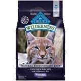 Blue Buffalo Wilderness High Protein Grain Free, Natural Mature Dry Cat Food