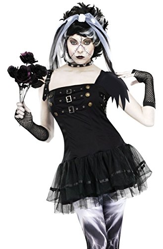 Frankies Bride Adult Costume -