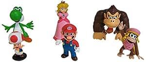 Nintendo GAD-SMMIN3 figura de juguete para niños - figuras de juguete para niños (Multicolor)