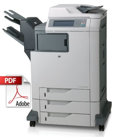 HP Q7517-90970 Color LaserJet 4730MFP service manual - English only