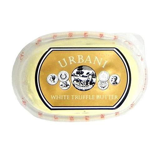 Urbani White Truffle Butter, 8oz (Pack of 2) by Urbani