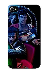 Dionnecortez Case Cover Protector Specially Made For Iphone 4/4s Other Cartoon Hulk Uper Man Batman Wolverine Jpg