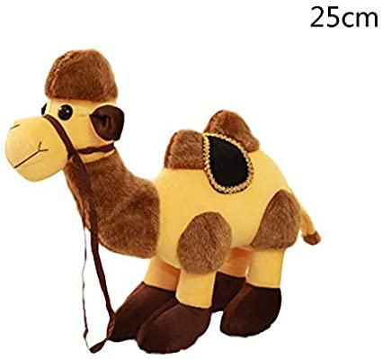 Tickles Soft Camel Toy Soft Stuffed for Kids 25 cm