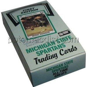 Michigan State Spartans Card Box - 1