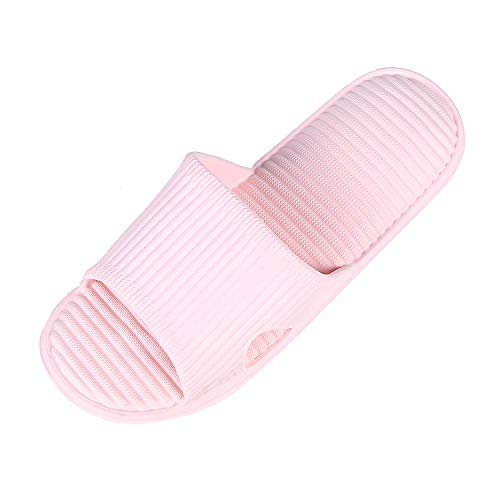Slippers Slippers Dry Cozy House Cushioned Pink Bath Plastic Flexible Sandal Shower Quick TYxpqa1Ww