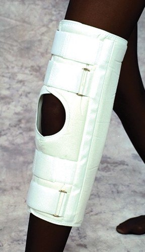 Scott Specialties Knee Immobilizer Deluxe 16, Small, 0.98 Pound