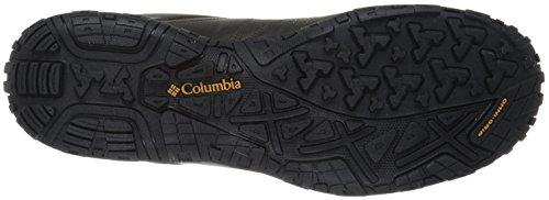 Columbia Mens Peakfreak Venture Impermeabile Ampia Scarpa Da Trekking Cordovan, Squash