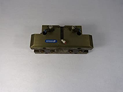 45 mm Length SCHUNK 0224376 GZB-S Intermediate Sleeve 1//2-1//8