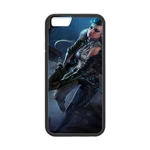 Case Cover For Apple Iphone 6 Plus 5.5 Inch Devil Phone Back Case Custom Art Print Design Hard Shell Protection FG094092