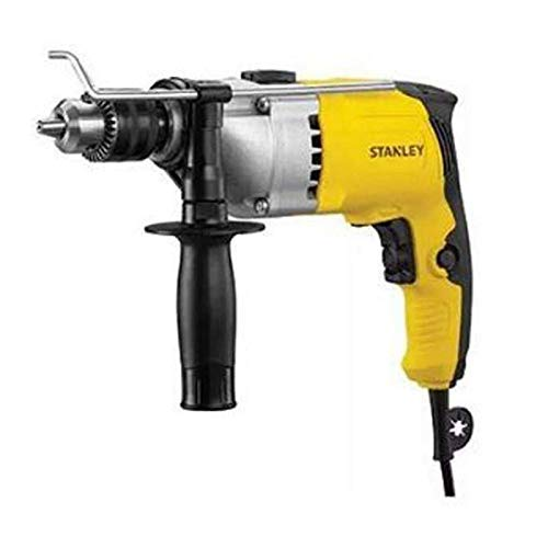 Stanley STDH8013 800W 13mm Percussion Drill (Yellow & Black) Price & Reviews