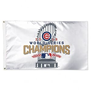 Chicago Cubs 2016 World Series Champions 3